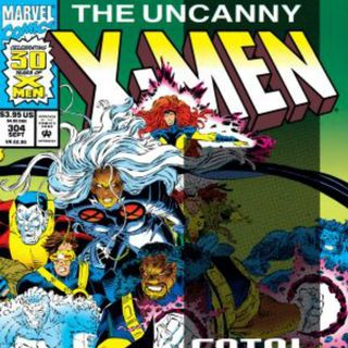 "Source Material #213: Uncanny X-Men: ""Fatal Attractions"" (Marvel, 1993)"