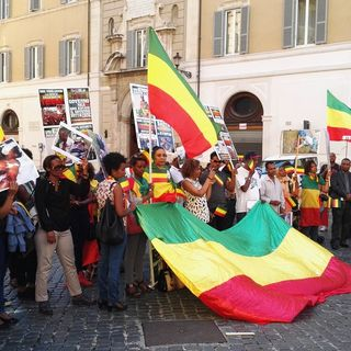 MondoRoma - Gli amici etiopi