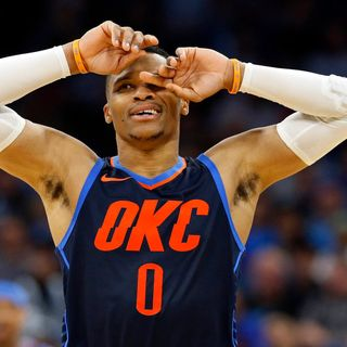 Radio NBA: WHY Russell Westbrook has not played like an MVP
