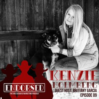 09. Kenzie Holmberg | About Me