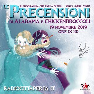 LE PRECENSIONI • S4E03 • 19 novembre 2019