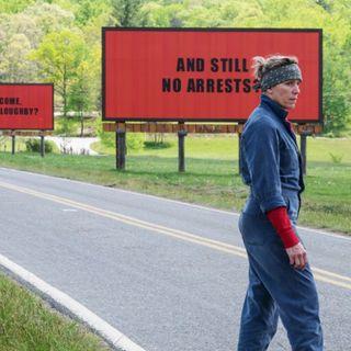 Episode 5: Three Billboards Outside Ebbing, Missouri 8/10 Smooches