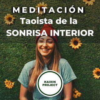 Meditacion taoista de la sonrisa interior