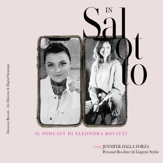 002 #insalottocon Jennyfer Dalla Zorza - Lingerie Stylist