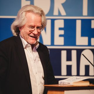 AC Grayling at Humanism 2019