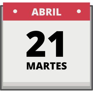 Así amaneció RD este marte 21 de abril 2020