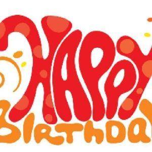 Happieeeee Birthday to WHO???!