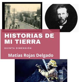 Episodio 16 - Matías Rojas Delgado