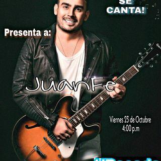 Juanfe: del vallenato a la fusión con la cumbia, pop, rock y algunos sonidos urbanos