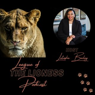 Ep. 1- The Importance of Excellence at Every Level with Lioness Sherie Thomas