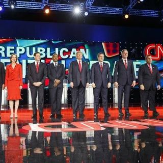 Analyzing GOP Debate on National Security & Terrorism
