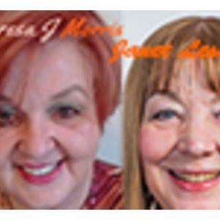 Portal Stargate ~ 10/31/19 ~ Janet Kira Lessin & Theresa J. Morris ~ Revolution