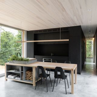 Hinterhouse - Design Spaces Hidden in Nature