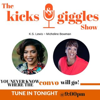 "The Kicks & Giggles Show--Ep. 26: ""Am I My Sister's Keeper?"""
