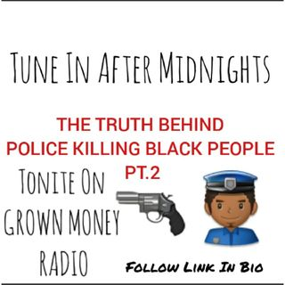 THE TRUTH BEHIND POLICE KILLING BLACK PEOPLE PT2