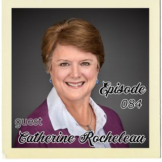 The Cannoli Coach: People, Profit, and Planet w/Catherine Rocheleau, RD, MBA | Episode 084