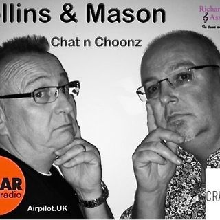 Collins and Mason (Judith is on ANOTHER holiday!) Show