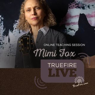 Mimi Fox - Jazz Guitar Courses, Performances, & Interview