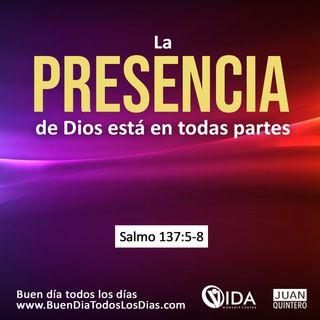 BUEN DÍA – DIOS ESTÁ EN TODAS PARTES