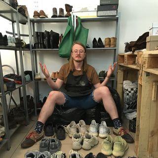Podcast z twórcami ShoeShine, nowoczesnymi rzemieślnikami z Karmelickiej  46/5