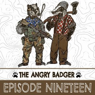 The Angry Badger - Episode 19: The Third Q&A One