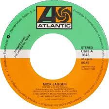 Mick Jagger (w/Lenny Kravitz) Use Me - Time Warp Song of The Day