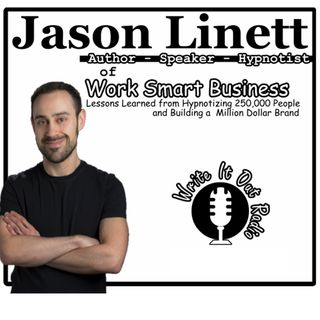 Write It Out Radio On Air #1 - Hypnotist Jason Linett