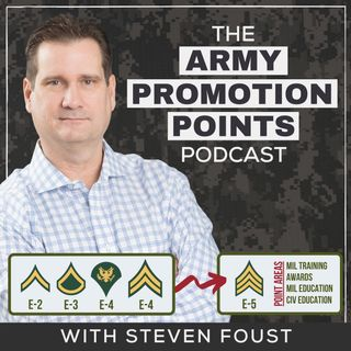 Army Promotion Points Podcast