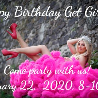 Get Girlie 16th Birthday