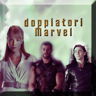 Recap Torino Comics - doppiatori Marvel