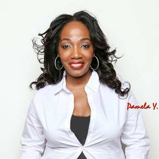 Lady Pamela Odom - 'Faith Walk'
