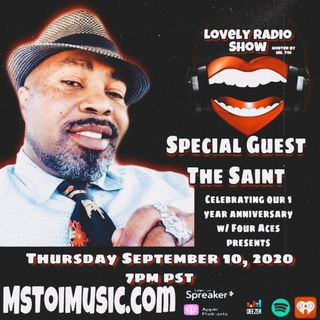 Lovely Radio Show- The Saint