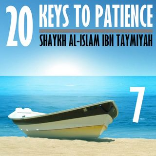 7: The Best Example of Patience and Personal Restraint