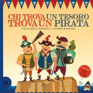Audiolibri per bambini - Chi trova un tesoro trova un pirata (www.radiogiochiecolori.it)
