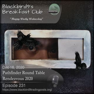 Pathfinder Round Table Rendezvous 2020 - Blackbird9 Podcast