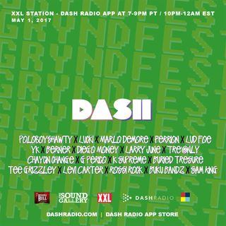 [5/1] @Dash_Radio #XXL : #GryndfestRadio #TakerOver Vol 25 #dinnerland #earplugs