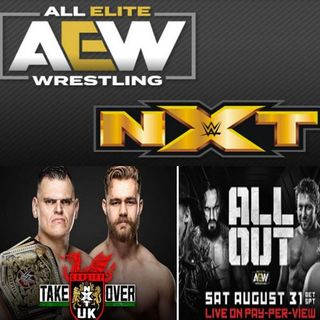 Wednesday Night Fights and NXT UK / AEW Weekend