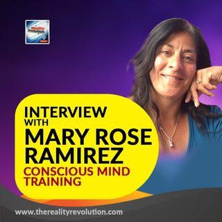 Mary Rose Ramirez - Conscious Mind Training