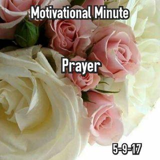 Prayer: 5-9-17