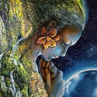Buon Giorno In Connessione A Noi Stessi ☀️Noi Siamo La Terra