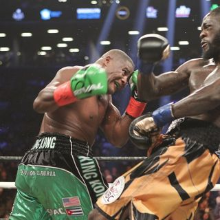 RINGSIDE BOXING SHOW: Wilder, Ortiz, and weapons of mass destruction ... plus grizzly tales with Graziano biographer Jeffrey Sussman