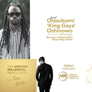 Being an Independent Recording Artist - Oshinowo Olasubomi