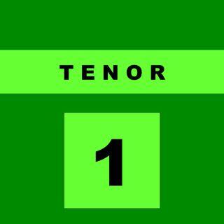 Hymne à la joie Tenor1 #v2