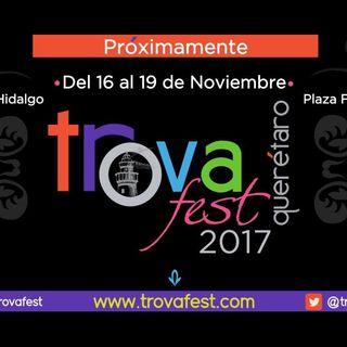 Trovafest 2017 | 15 al 17 de Noviembre