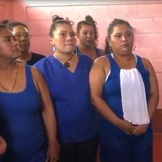 La muerte cívica, la otra condena de las excarceladas políticas de Nicaragua