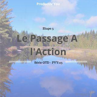 Passer A l'Action - GTD-