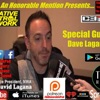 Episode 62: Dave Lagana