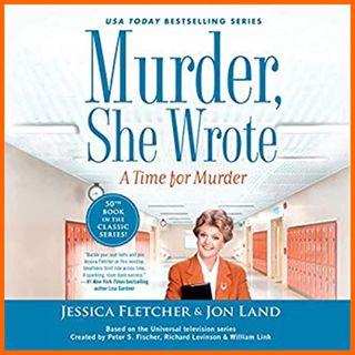 JON LAND - Murder, She Wrote