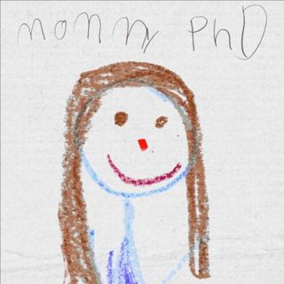 Alison Bernstein, Mommy, PhD