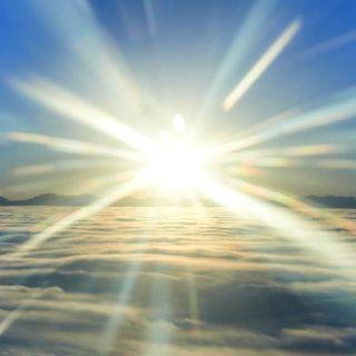 Inkarnation, fødsel og tiltrædelse som menneske - meditation og healing.